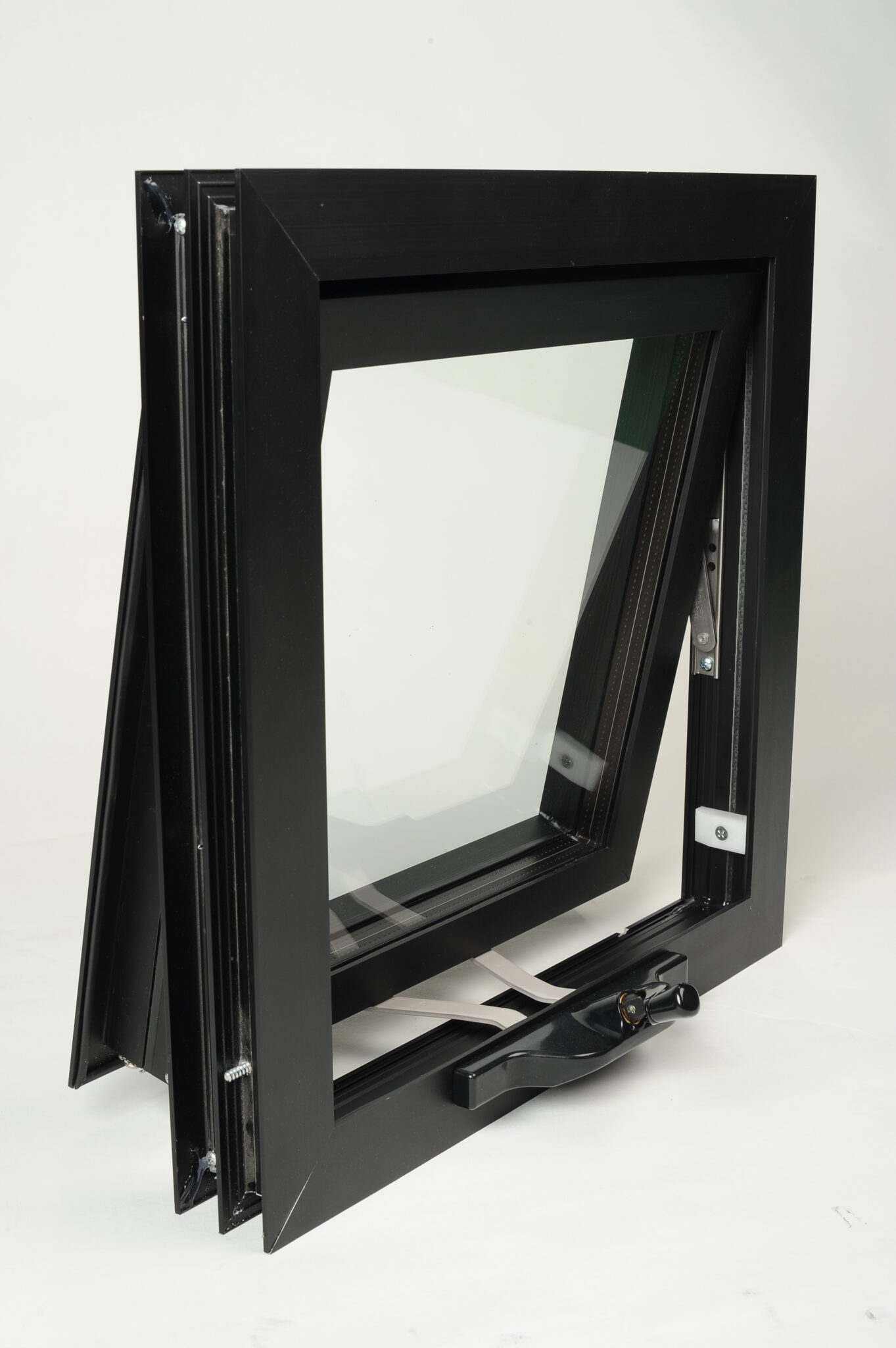 2100 Series Awning Hopper Window Monumental