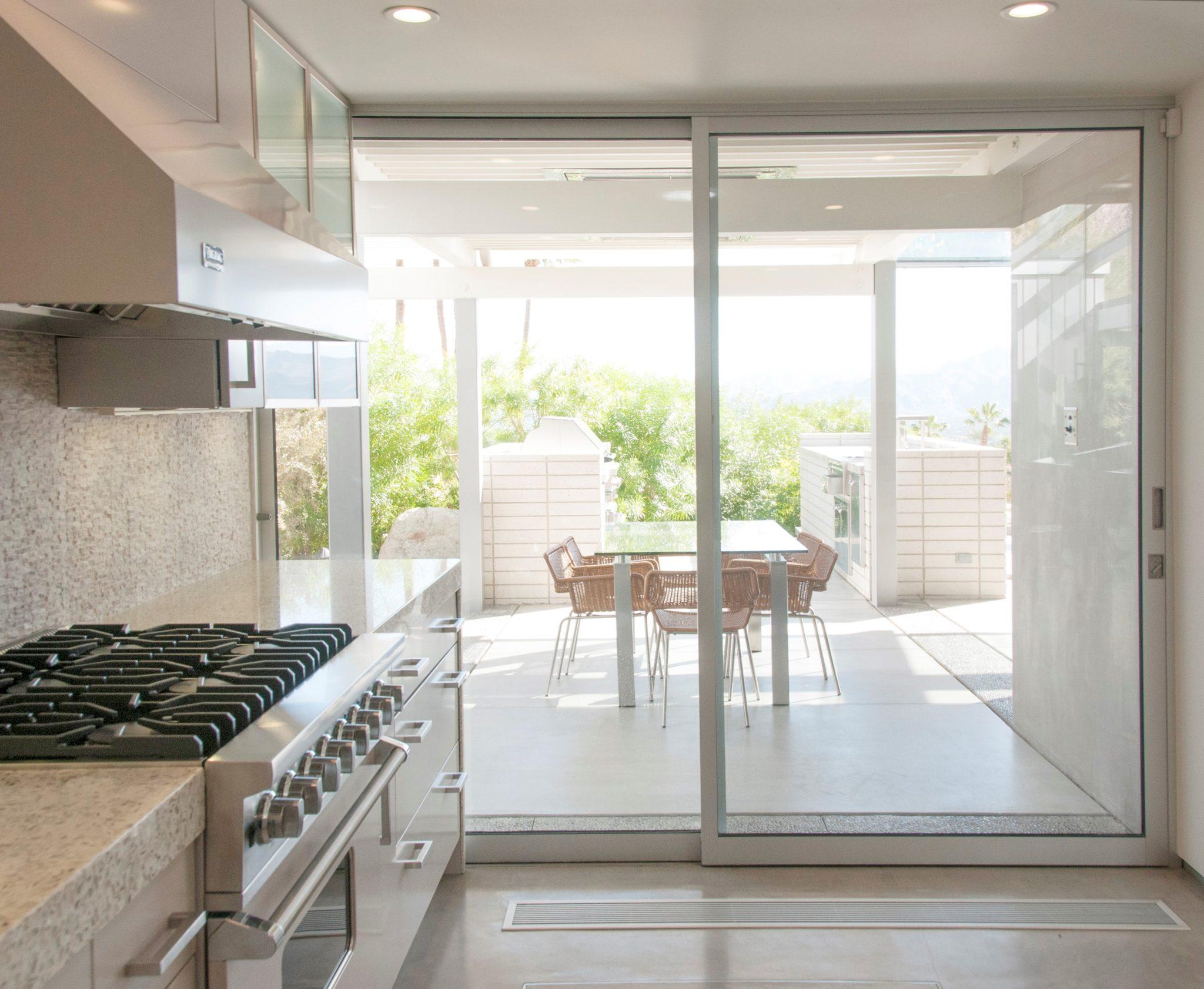 4500 Sliding Glass Door Monumental